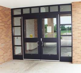 Commercial door services for Commercial entry doors